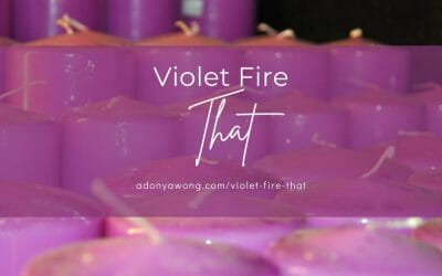 Violet Fire THAT!