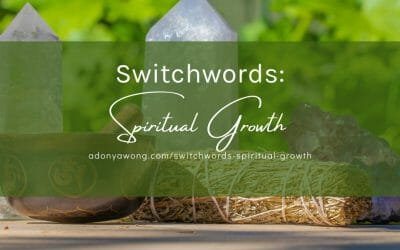 Switchwords: Spiritual Growth
