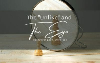 "The ""Unlike"" and The Ego"