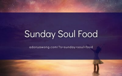 [Sunday Soul Food] The Music of Your Soul