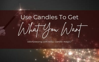 [How-To] Use Candles to Get What You Really Want