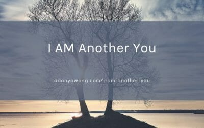 I AM Another You.