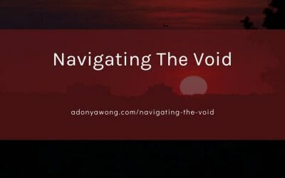 Navigating The Void