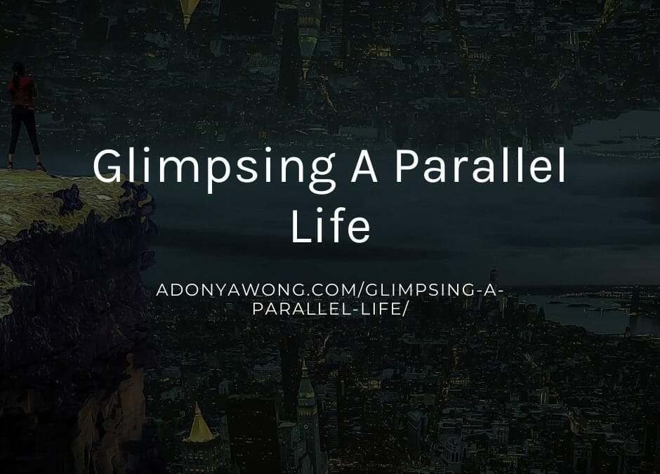 Glimpsing A Parallel Life